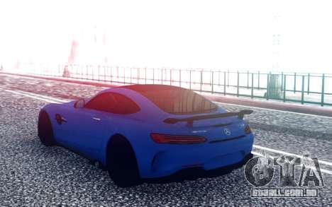 Mercedes-Benz GT para GTA San Andreas