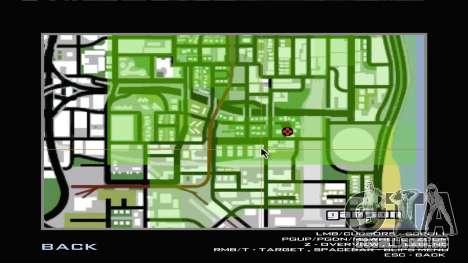 New Frames (Real Pictures) para GTA San Andreas