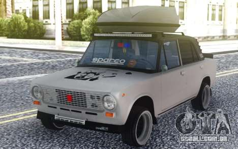 VAZ 2101 Novo Estilo para GTA San Andreas