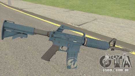 CS:GO M4A1 (Elegant Skin) para GTA San Andreas