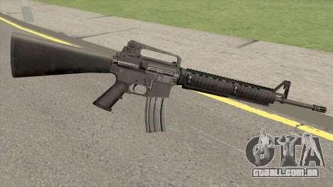 Insurgency MIC M16A4 para GTA San Andreas