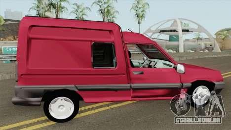 Renault Express para GTA San Andreas