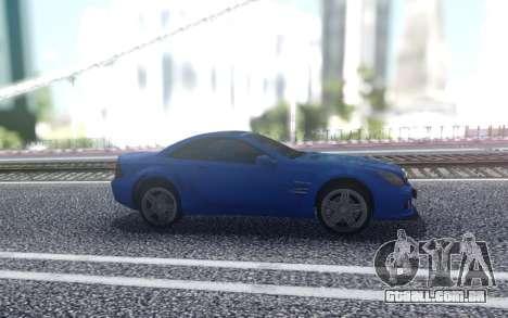 Mercedes-Benz SL65 para GTA San Andreas
