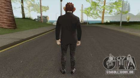 Skin From GTA Online para GTA San Andreas