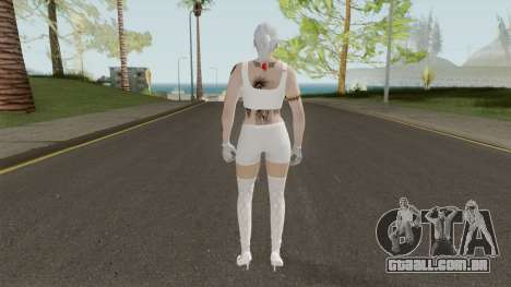 Skin Butty Dancer GTA V para GTA San Andreas