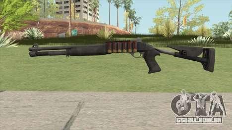 Benelli M4 Default Design para GTA San Andreas