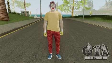 Skin Random 4 para GTA San Andreas