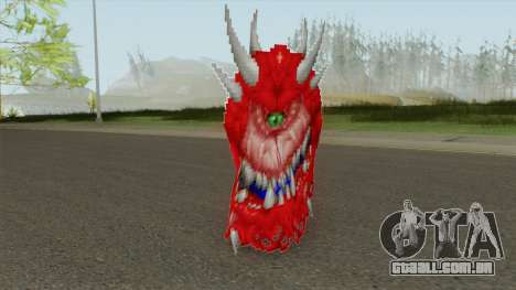 Cacodemon (DOOM 2) para GTA San Andreas