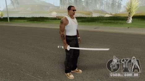 Sword V2 para GTA San Andreas