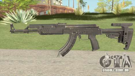 Tactical AK47 para GTA San Andreas