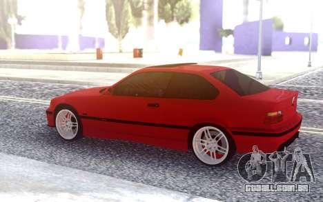 BMW M3 E36 Stock para GTA San Andreas