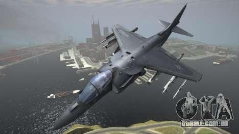 Boeing AV-8B Harrier II Plus para GTA San Andreas