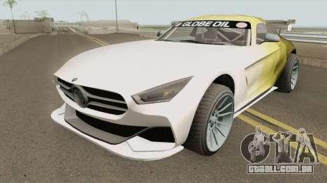 Benefactor Schlagen GT GTA V para GTA San Andreas