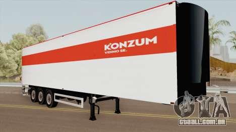 Konzum Trailer para GTA San Andreas