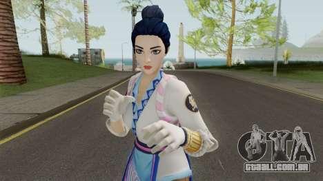 Maki Master From Fortnite para GTA San Andreas