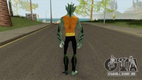 Lagoonboy Skin V3 para GTA San Andreas