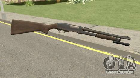 L4D1 Pump Shotgun para GTA San Andreas