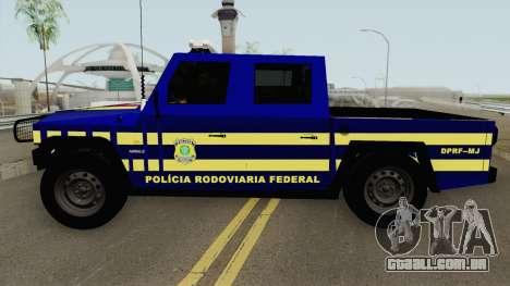 Agrale Marrua PRF para GTA San Andreas
