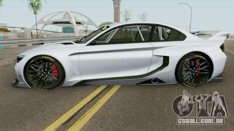 BMW Vision Gran Turismo 2014 para GTA San Andreas