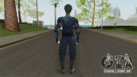 Nitghtwing Ninja From IGAUM para GTA San Andreas