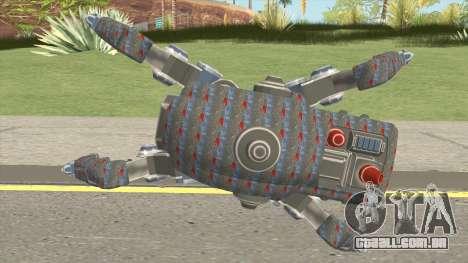 Robot Bomb para GTA San Andreas