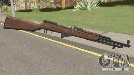 Insurgency MIC SKS para GTA San Andreas