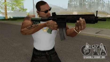 Battlefield 3 M416 para GTA San Andreas