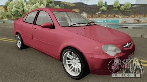 Proton Persona 2007 V2 para GTA San Andreas