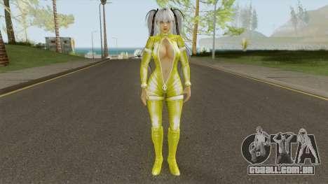 Mai V2 (Walk Style) para GTA San Andreas