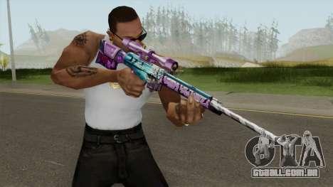 SFPH Playpark (Ghost PSG1) para GTA San Andreas