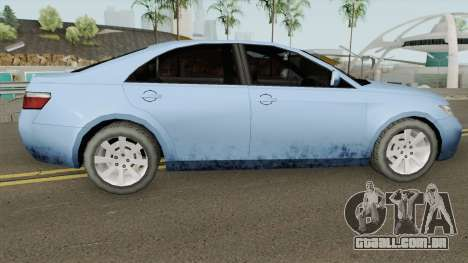 Toyota Camry 2010 para GTA San Andreas