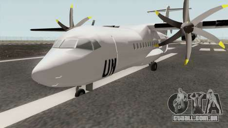 ATR 42-500 United Nations para GTA San Andreas