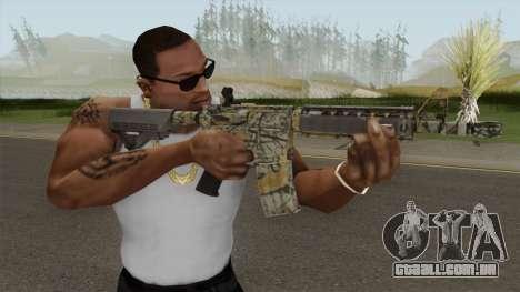 CS-GO M4A4 Modern Hunter para GTA San Andreas