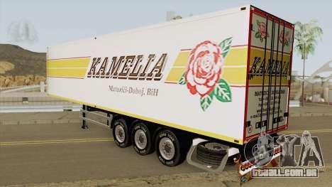 KAMELIA D.O.O. Trailer para GTA San Andreas