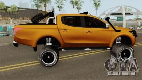 Mitsubishi L200 Off-Road para GTA San Andreas