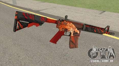 CS-GO M4A4 Howl para GTA San Andreas