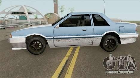 Previon Levin (Initial D) para GTA San Andreas