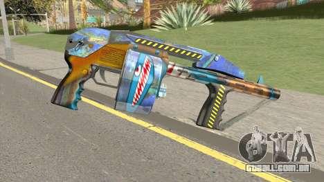 Shotgun (Monster Skin) para GTA San Andreas