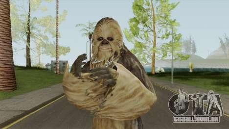 New Bigfoot Skin para GTA San Andreas