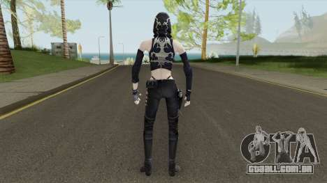 Special Force (SFPH) Black Devil para GTA San Andreas