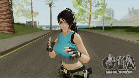 Momiji Adventure From Dead Or Alive 5 para GTA San Andreas