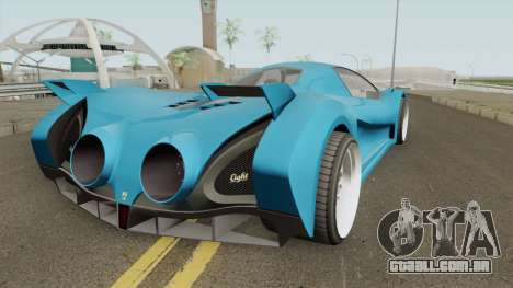 Principe Deveste Eight GTA V IVF para GTA San Andreas
