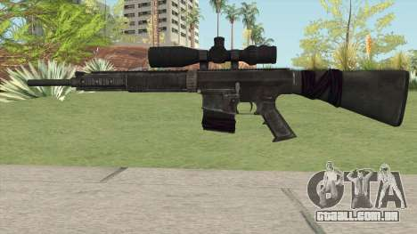Battlefield 3 MK-11 para GTA San Andreas