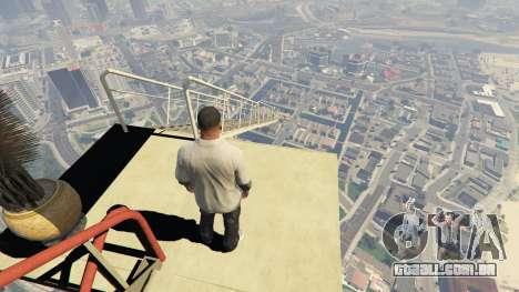 Stairway to Heaven para GTA 5