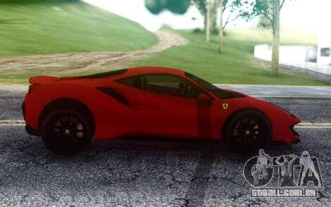 Ferrari 488 Pista V1 para GTA San Andreas
