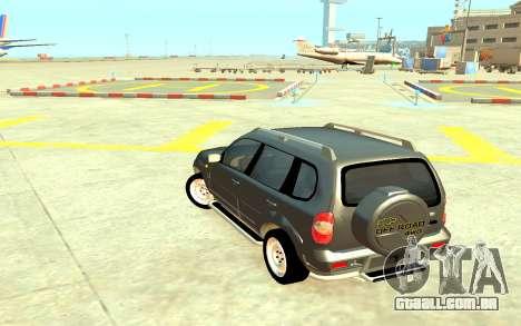 Chevrolet Niva para GTA 4