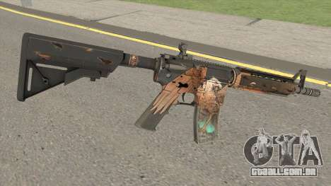 CS-GO M4A4 Griffin para GTA San Andreas