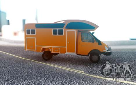 GÁS 3307 RV para GTA San Andreas