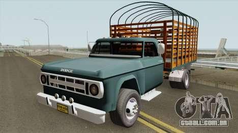 Dodge 300 para GTA San Andreas