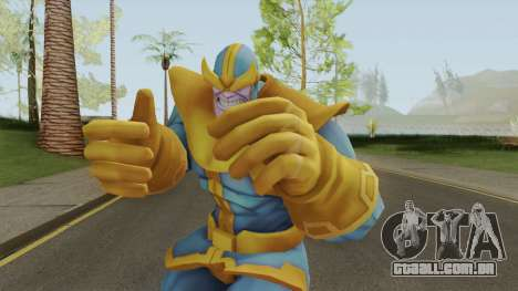 Marvel End Time Arena - Thanos para GTA San Andreas